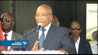 Download President Zuma calls on SA's to protect vulnerable women and children Video