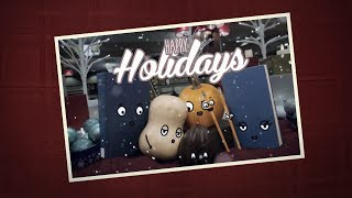 Download Happy Holidays from BU Today Video