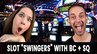 Download 🔴 Slot 'SWINGERS' with BC+SQ+SPOUSES! 🎰 It's Shade O'Clock 😎 Video