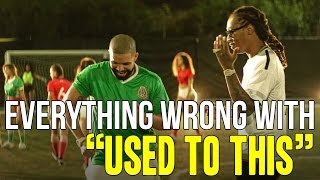 Download Everything Wrong With Future (ft. Drake) - ″Used To This″ Video