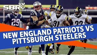 Download New England Patriots vs. Pittsburgh Steelers | NFL Picks | With Joe Gavazzi Video