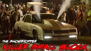 Download THIS THING IS FAST!! CRAZY SMALL BLOCK MONTE CARLO SS PUTS IT DOWN! THE SHOWSTOPPER Video