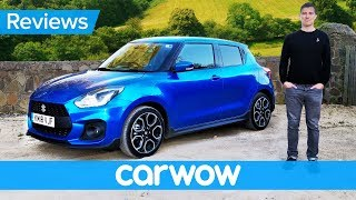 Download New Suzuki Swift Sport 2019 review – see why it's the most fun you can have on a budget Video
