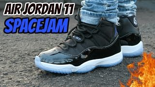 Download ″SPACEJAM″ AIR JORDAN 11 REVIEW AND ON-FOOT Video