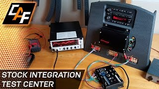 Download Why you NEED Factory Radio Integration - Building the OEM Test Center - CarAudioFabrication Video