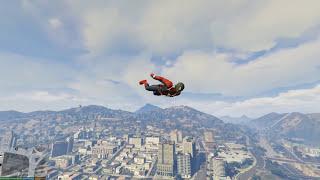 Download GTA 5 Mod Spiderman - Siêu Người Nhện xuất hiện trong GTA 5 Video