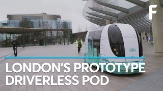 Download One Day Autonomous Shuttles Could Be as Common as the Subway Video