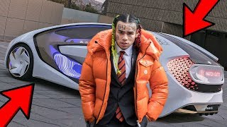 Download 9 Expensive Items The Fed's Confiscated From 6ix9ine... Video