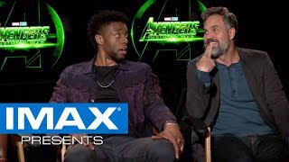 Download IMAX® Presents | The Cast of Avengers: Infinity War Video