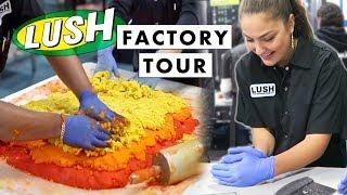 Download LUSH FACTORY TOUR 2018 Video