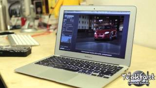 Download 11″ Apple MacBook Air Review (2011) Video