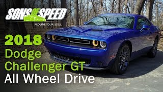 Download 2018 Dodge Challenger GT AWD   Sons of Speed Video