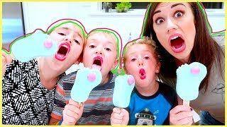 Download TURNING MY FAMILY INTO MIRANDA SINGS! Video