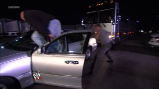 Download Alberto Del Rio unleashes a major assault on Big Show in parking lot: SmackDown, Feb. 1, 2013 Video