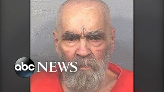 Download Notorious cult leader Charles Manson dead at 83 Video