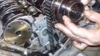 Download M111 двигатель как правильно установит метки зажигание и установить ванос (Samir Usta) Video