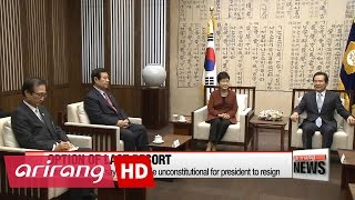 Download Cheong Wa Dae appoints lawyer to represent President Park Video