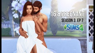 Download 16 & PREGNANT   SEASON 3.EP.7   A Sims 4 Series Video