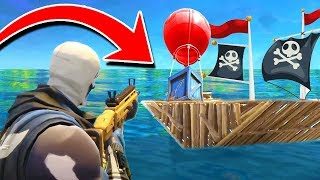 Download Building A PIRATE SHIP In Fortnite Battle Royale! Video