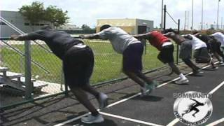 Download Fred Taylor Explosive NFL Off-Season Training - BommaritoPerformance Video