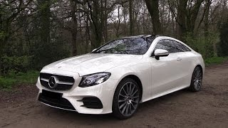 Download 2017 Mercedes-Benz E Class Coupe E400 AMG Test Drive, In Depth Review Interior Exterior 2018 Video