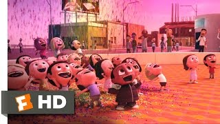 Download Cloudy with a Chance of Meatballs - Sunshine, Lollipops and Rainbows Scene (2/10) | Movieclips Video
