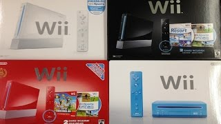 Download Nintendo Wii Review - Console Variations and Accessories! Video