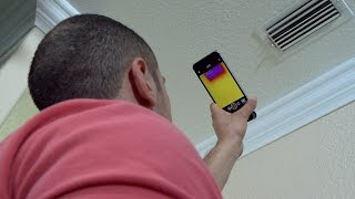 Download Detecting Repairs in the Home with Thermal Imaging Cameras Video