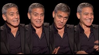 Download George Clooney on how he found out Amal was pregnant Video