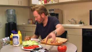 Download Conan's Ultimate Sandwich Recipe: Conan Takes Your Questions - Episode 2! Video