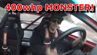 Download ALMOST DIED DRIFTING LS1 E36! Video