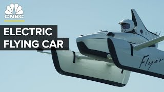 Download The New Flying Car From Google Co-Founder Larry Page | CNBC Video