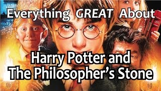 Download Everything GREAT About Harry Potter and The Philosopher's Stone! Video