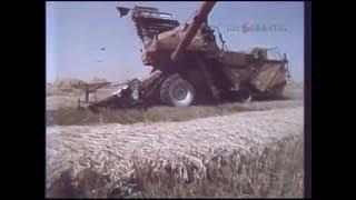 Download 1988 год. Уборка урожая на полях Саратовской области. Video