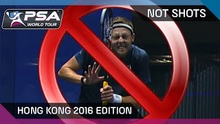 Download Squash: Not Shots - Hong Kong Edition Video