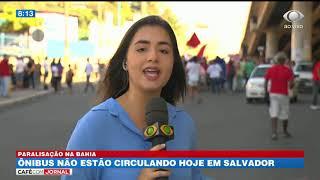 Download Ônibus não estão circulando em Salvador Video