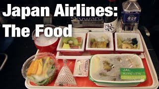 Download Japan Airlines Review: How Is The Food? Video