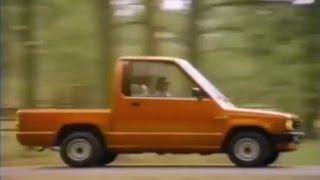 Download I Love 80's Commercials Vol 18 - Crappy Cars Video