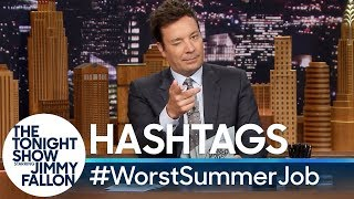 Download Hashtags: #WorstSummerJob Video