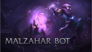 Download League of Legends - Malzahar Nidalee Bottom - Full Game with Anklespankin Video