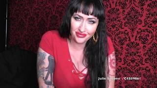 Download free hypno clip julie simone Video