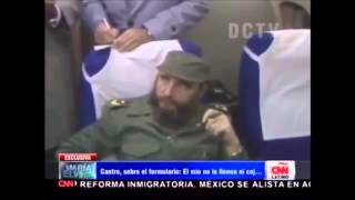 Download Fidel Castro indignado en su llegada a Nueva York Video