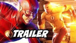 Download The Flash 3x10 Promo The Flash vs Team Flash Video