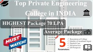 Download Top Private engineering colleges in india 2019 | Private colleges in India | Top 10 private college Video