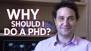 Download Why Should I Do a PhD? Video