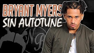 Download VOZ REAL BRYANT MYERS SIN AUTO-TUNE | NB Video