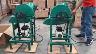 Download (A152) เครื่องสับหญ้า M2 4 ใบมีด ราคา 4,290 บาท รวมมอเตอร์ 2 แรง ราคา 6990 บาท Video