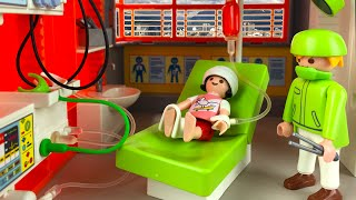 Download Playmobil Children's Hospital Lindy's Skateboarding Accident Video
