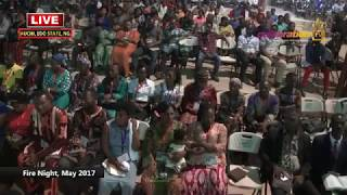 Download Fire and Miracle Night May 2017 WITH APOSTLE JOHNSON SULEMAN Video