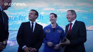 Download ESA Euronews: Salon du Bourget 2017 Video